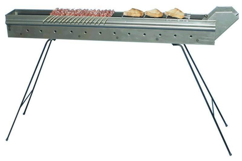 griglia per arrosticini