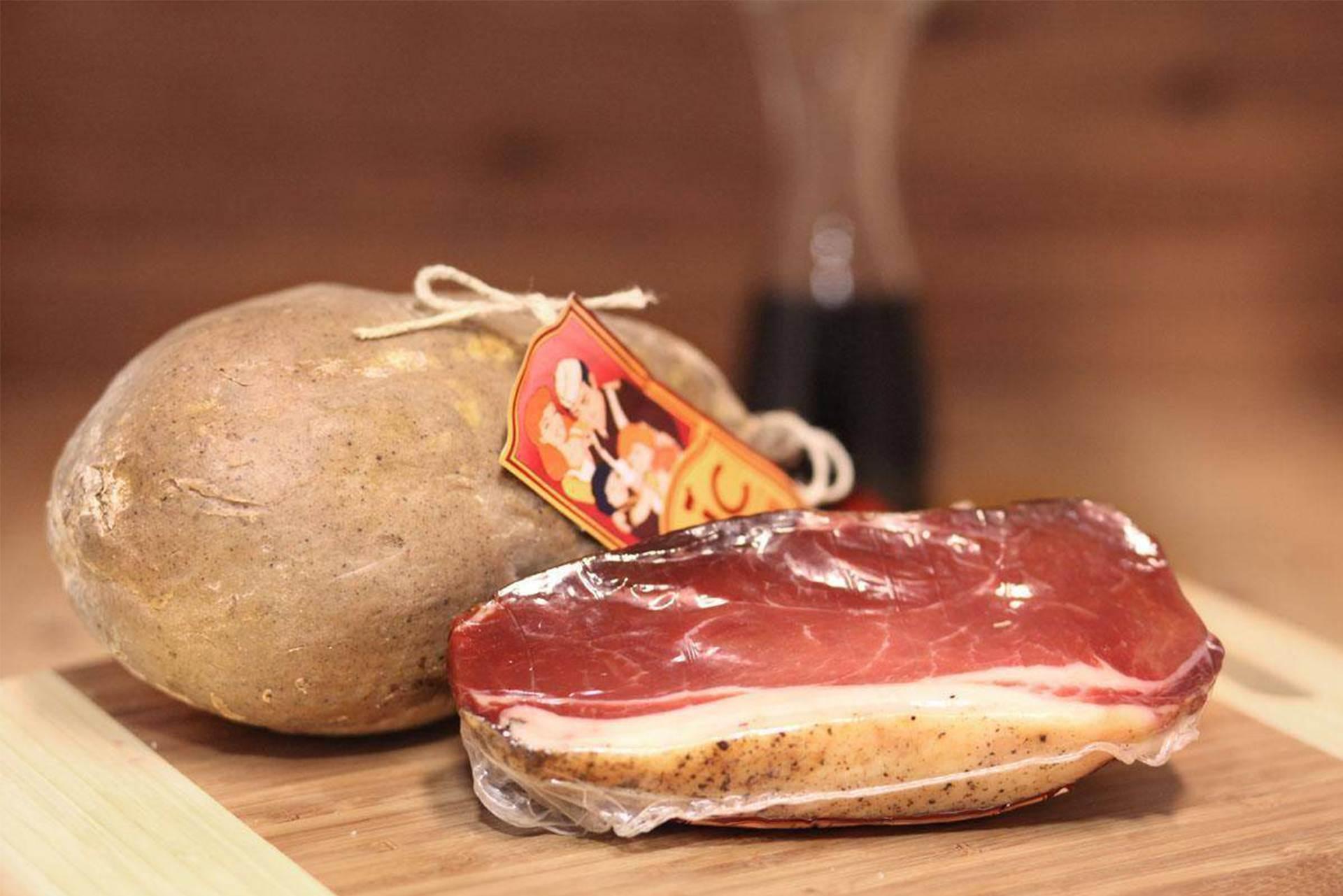Fiocco di Prosciutto 1 kg