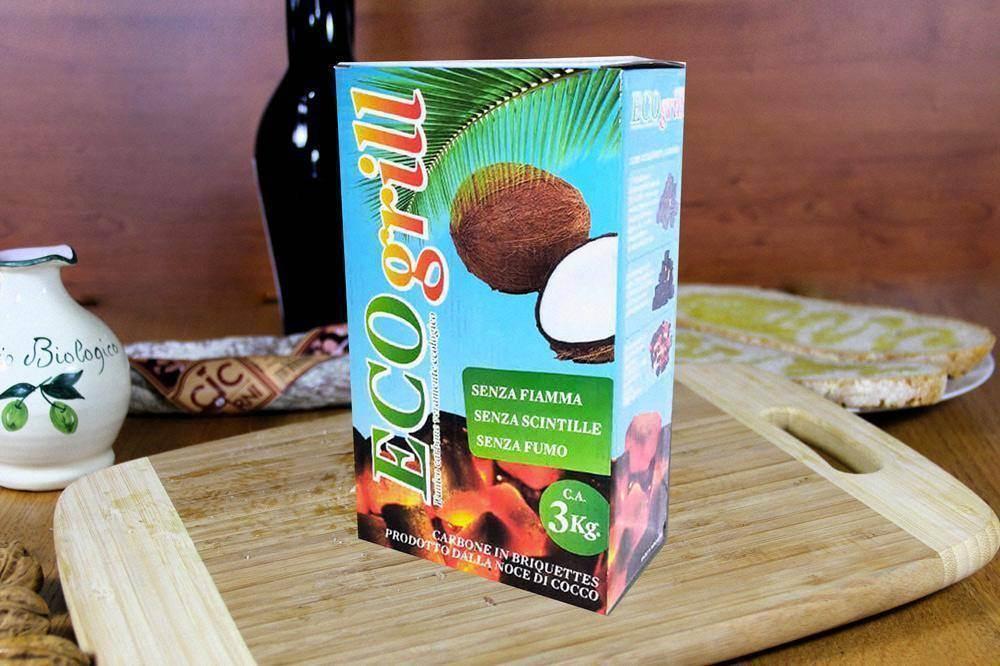 carbone di cocco