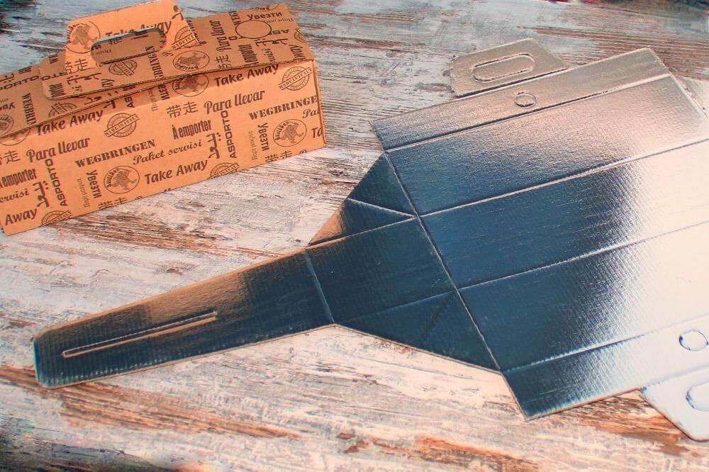 cartone box arrosticini doppio
