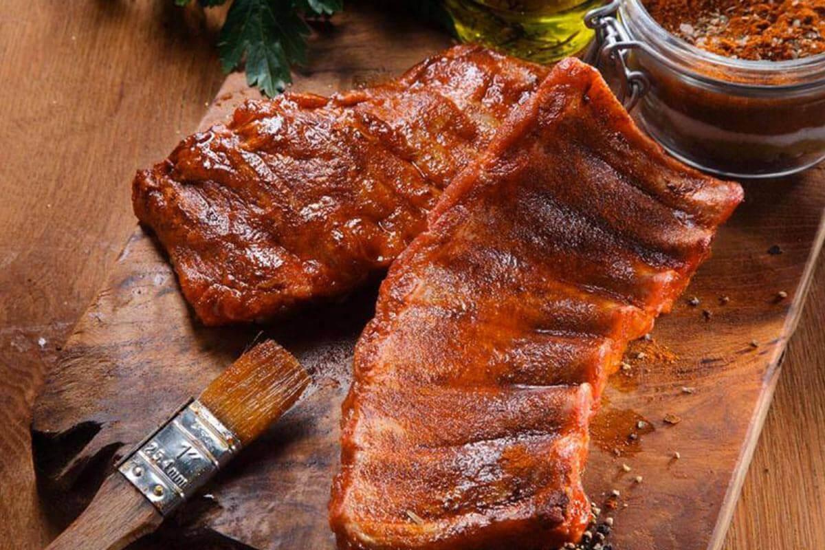 american barbecue maiale suino 1