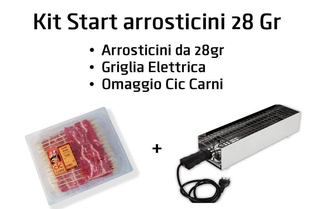 Kit Start 28 Gr griglia elettrica